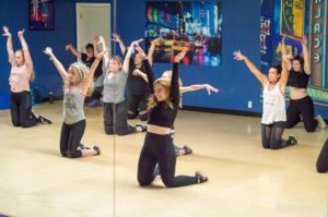 Burlesque Infused Hip Hop Workshop